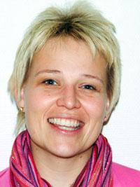 Kristin Svanqvist.