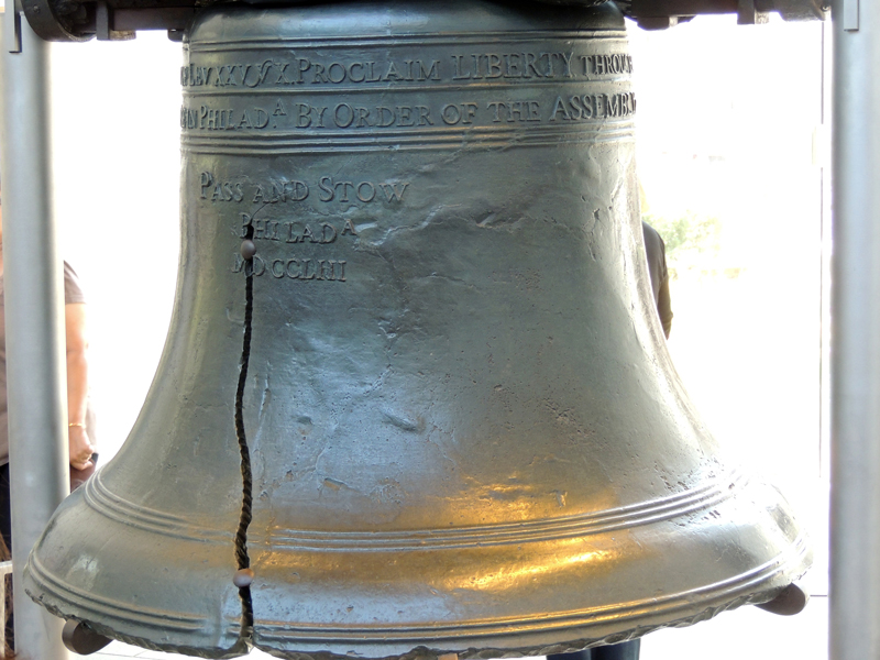 AACR-rapport-bilde-Freedom-Bell-Philadelphia