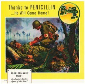 Penicillin- fortsatt 1. valg ved mistanke om neutropen feber ( i de fleste tilfeller)