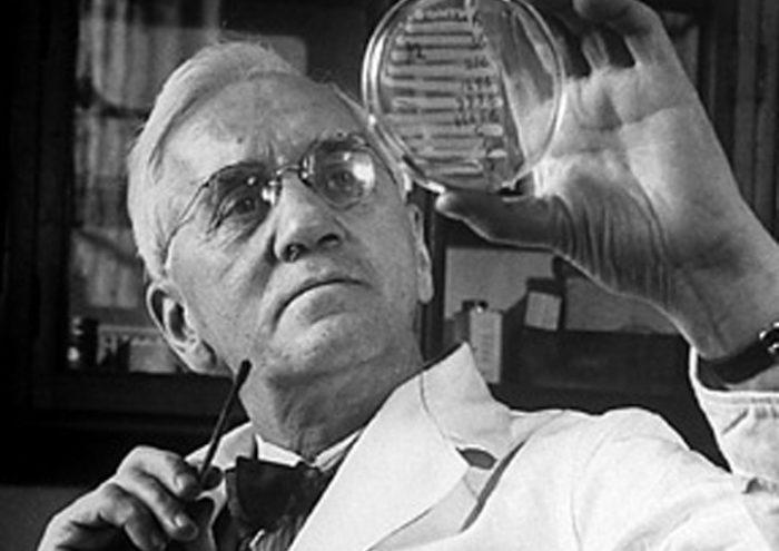 "Alexander Fleming: antiobiotikaens ""gudfar"""