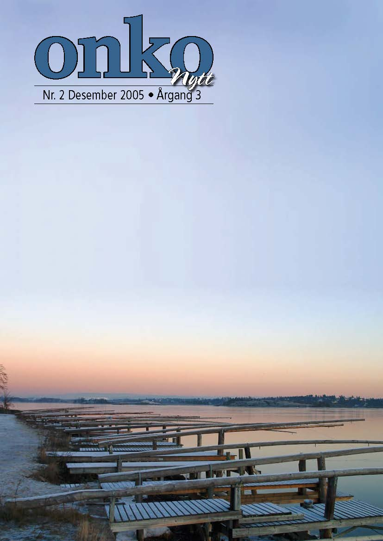 OnkoNytt 2005-2