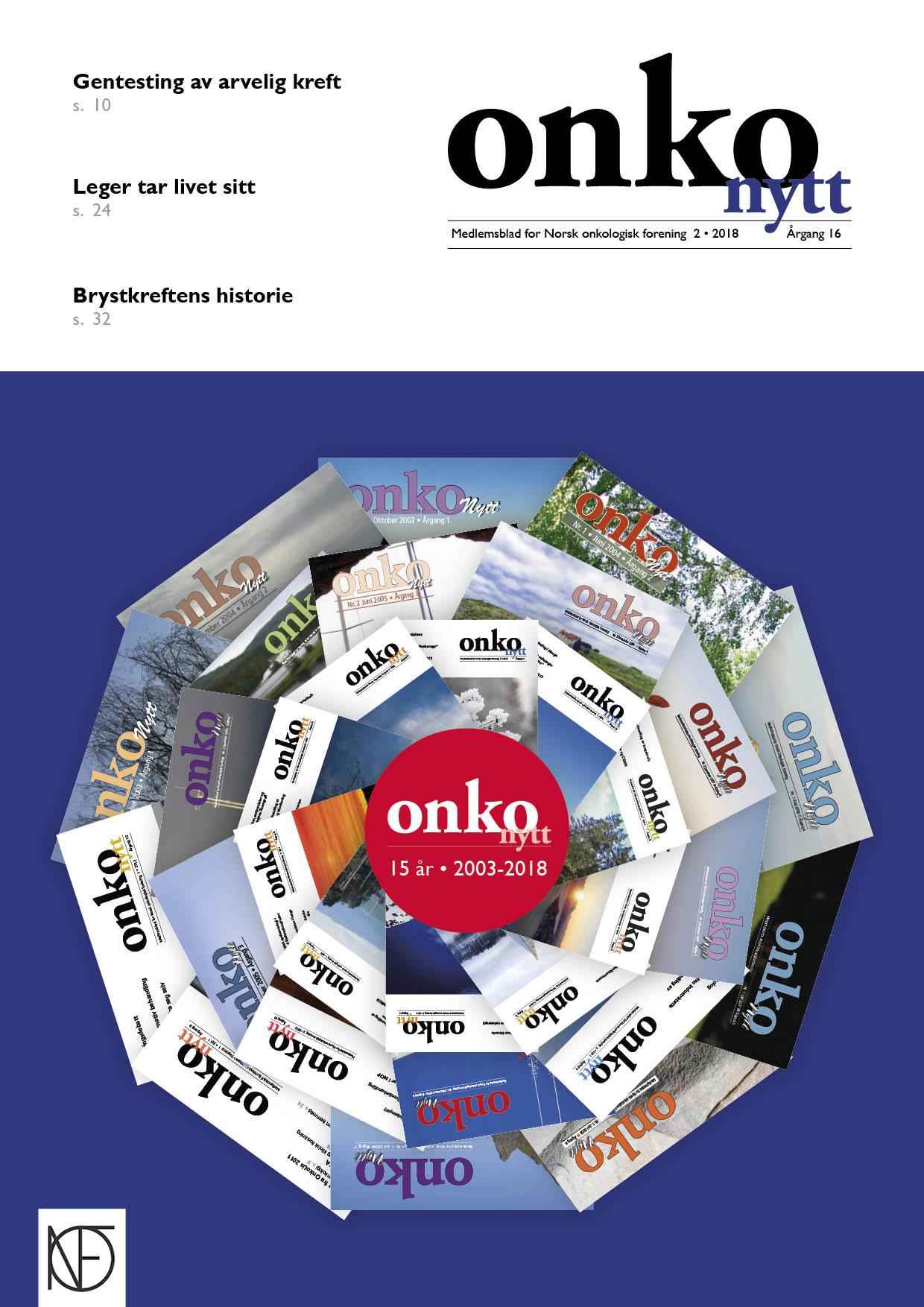 Onko-nytt 2-2018