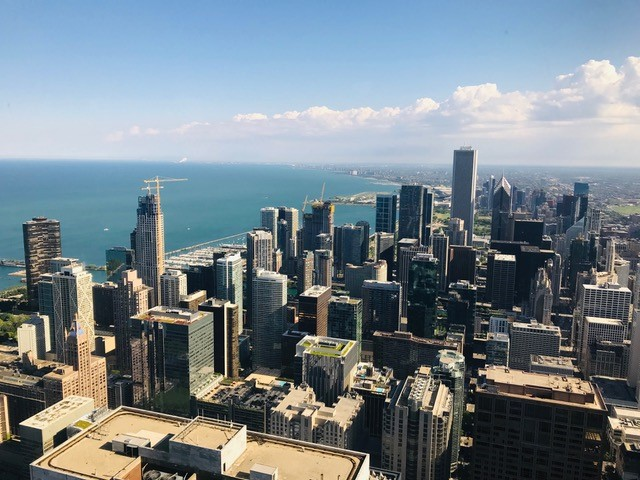 Chicago by day