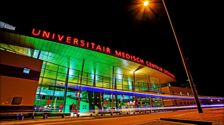 Universitair Medisch Centrum Groningen - hovedinngang.