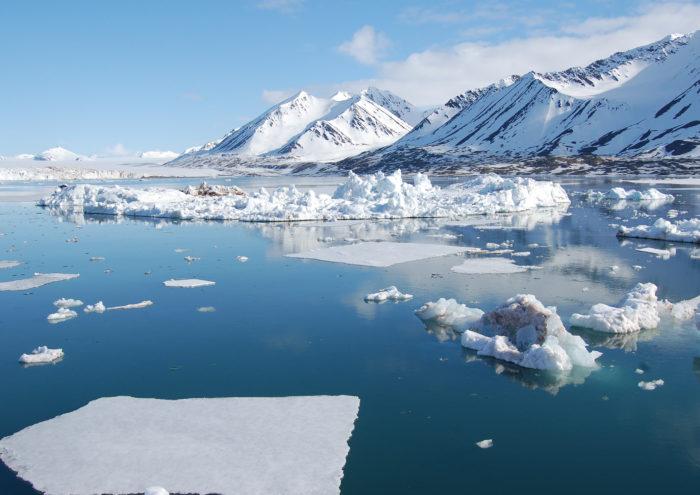 Hav, is og polare områder forandres dramatisk som følge av klimaendringer. Foto: Erlend Hermansen, CICERO